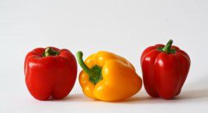 verduras para rosacea